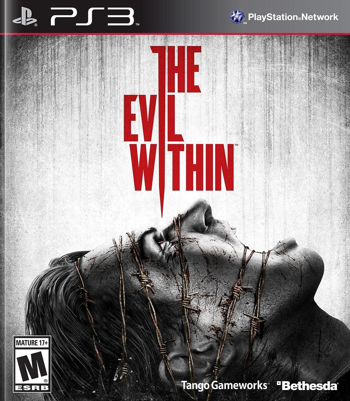Kết quả hình ảnh cho The Evil Within cover ps3
