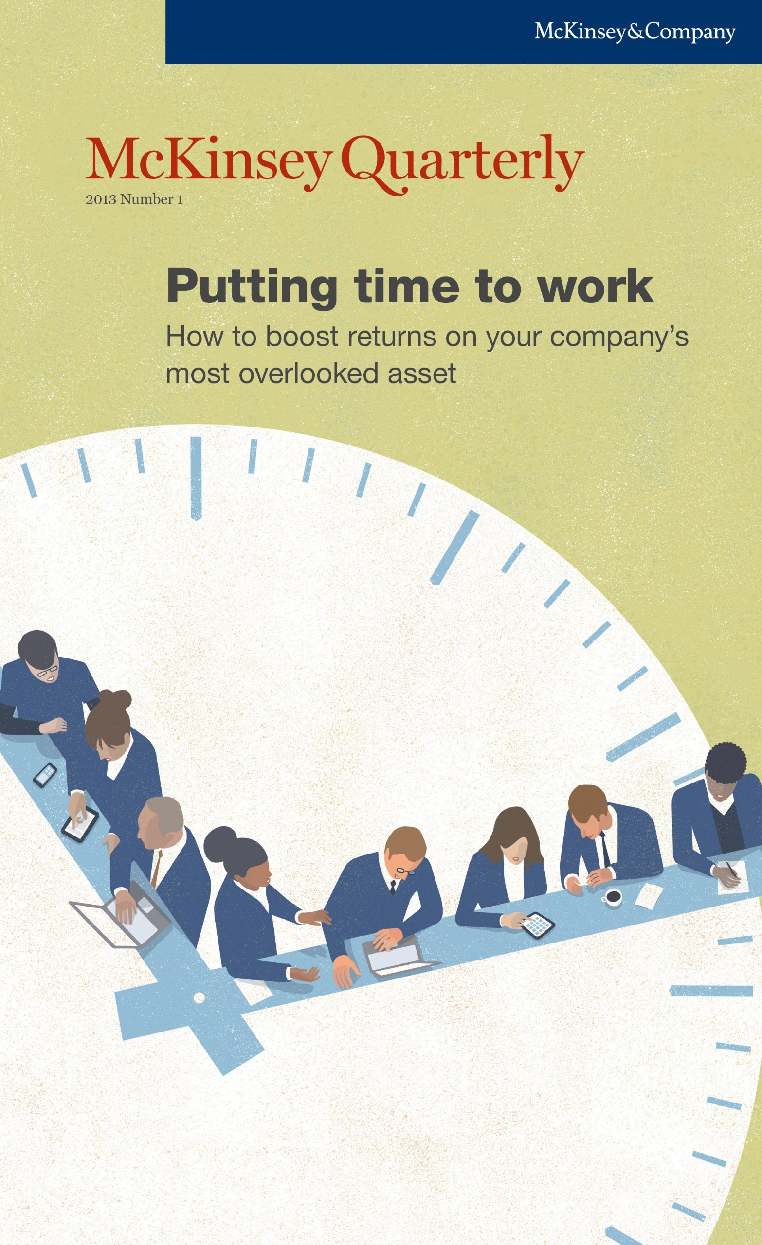 Strategy to beat the odds | McKinsey & Company
