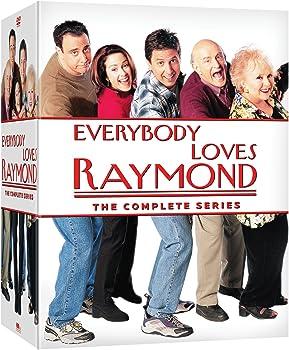Everybody Loves Raymond on DVD