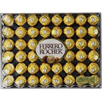3 Ferrero Rocher Hazelnut Chocolates, 48 Count