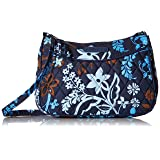 Vera Bradley Little Crossbody, Java Floral