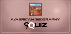 United States Geography Game from 9Quiz - Multiplayer Trivia