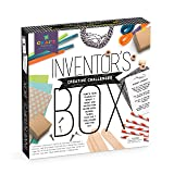Craft-tastic - Inventor's Box - Arts and Crafts STEAM Kit Includes 7 Creative STEM Challenges