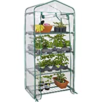 Best Choice Products 4 Tier Mini Green House