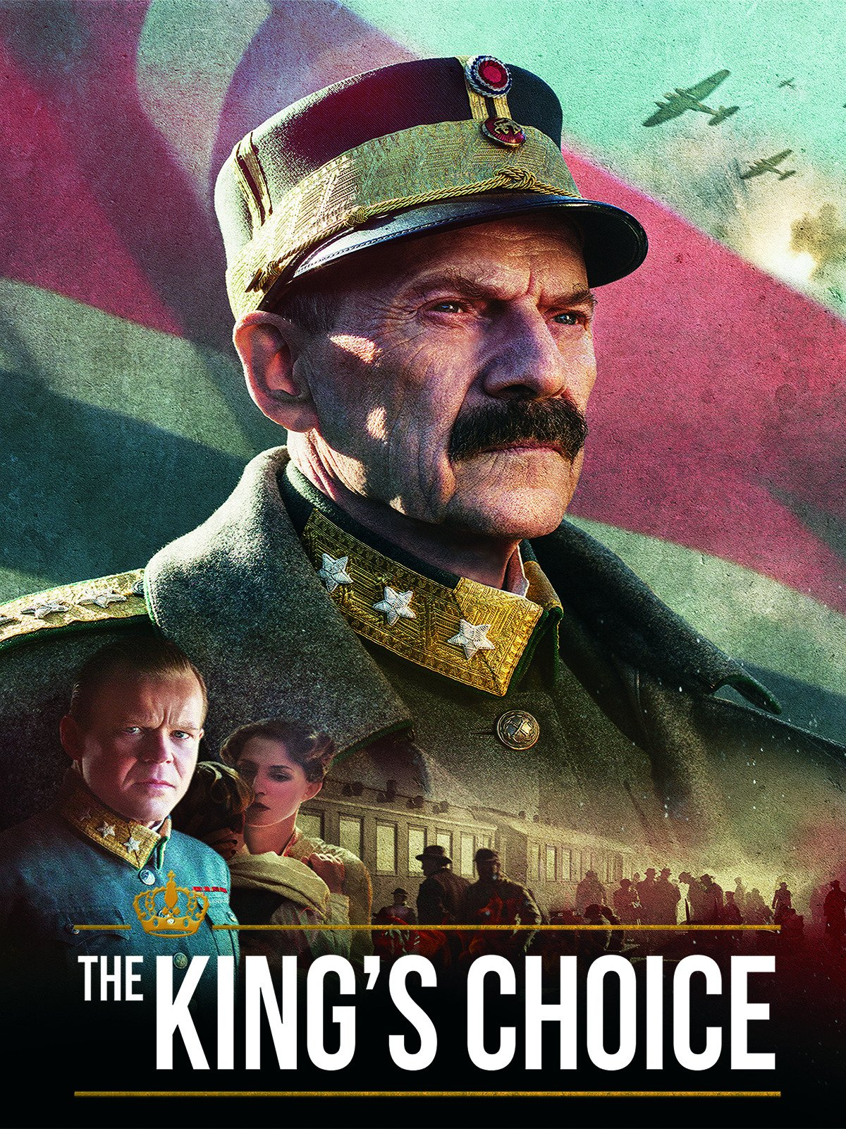The King's Choice on Amazon Prime Instant Video UK