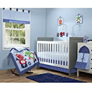 Nojo out of this world baby bedding collection baby for World crib bedding