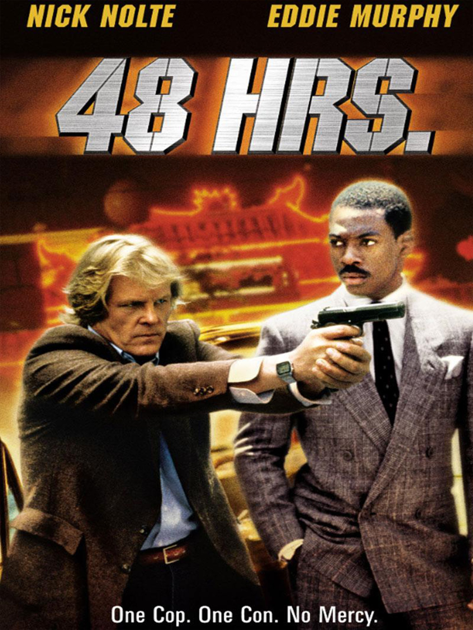 48 HRS. on Amazon Prime Video UK