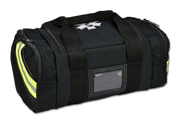 Lightning X Value Compact Medic First Responder EMS/EMT Trauma Bag - Black (Color: BLACK)
