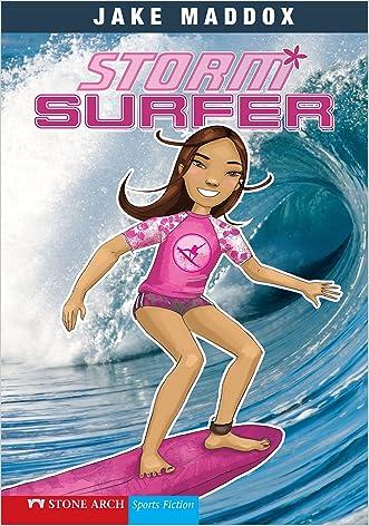Storm Surfer: 0 (Jake Maddox Girl Sports Stories)