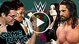 WWE Gang Beast Battle with Daniel Bryan and Seth Rollins...