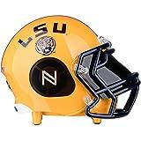 Nima Athletics NCAA Football LSU Tigers Wireless Bluetooth Speaker. Officially Licensed Portable Helmet Speaker by NCAA College Football - Medium
