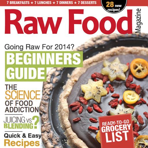 Raw Food Magazine (Kindle Tablet Edition)