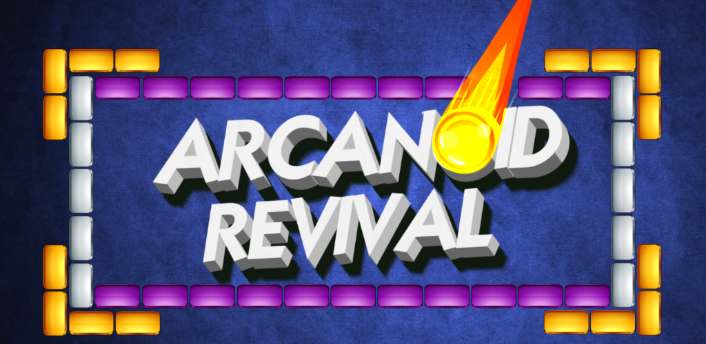 Arcanoid Revival Screenshot