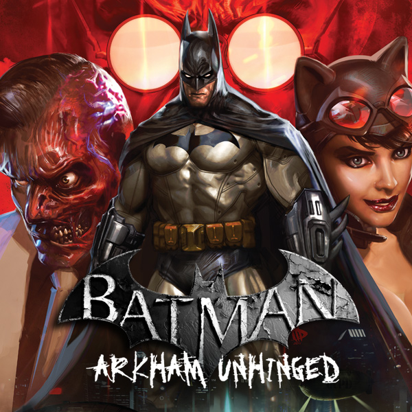 batman-arkham-unhinged-collections-4-book-series