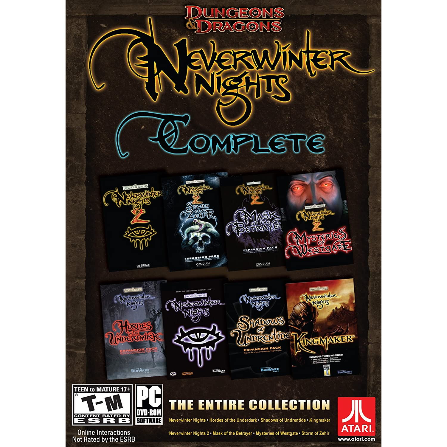 Neverwinter Nights 2 Platinum Collection