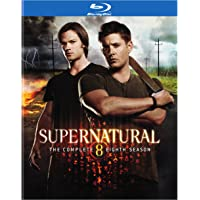 Supernatural Blu-ray DVD Set