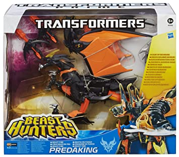 Transformers - A3355E240 - Figurine - Cinéma - Ultimate Electronic Dragon Predaking