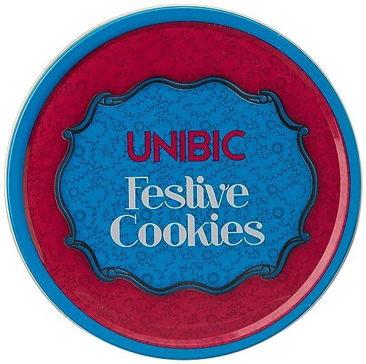 Unibic Festive Cookies, Tin, 150g