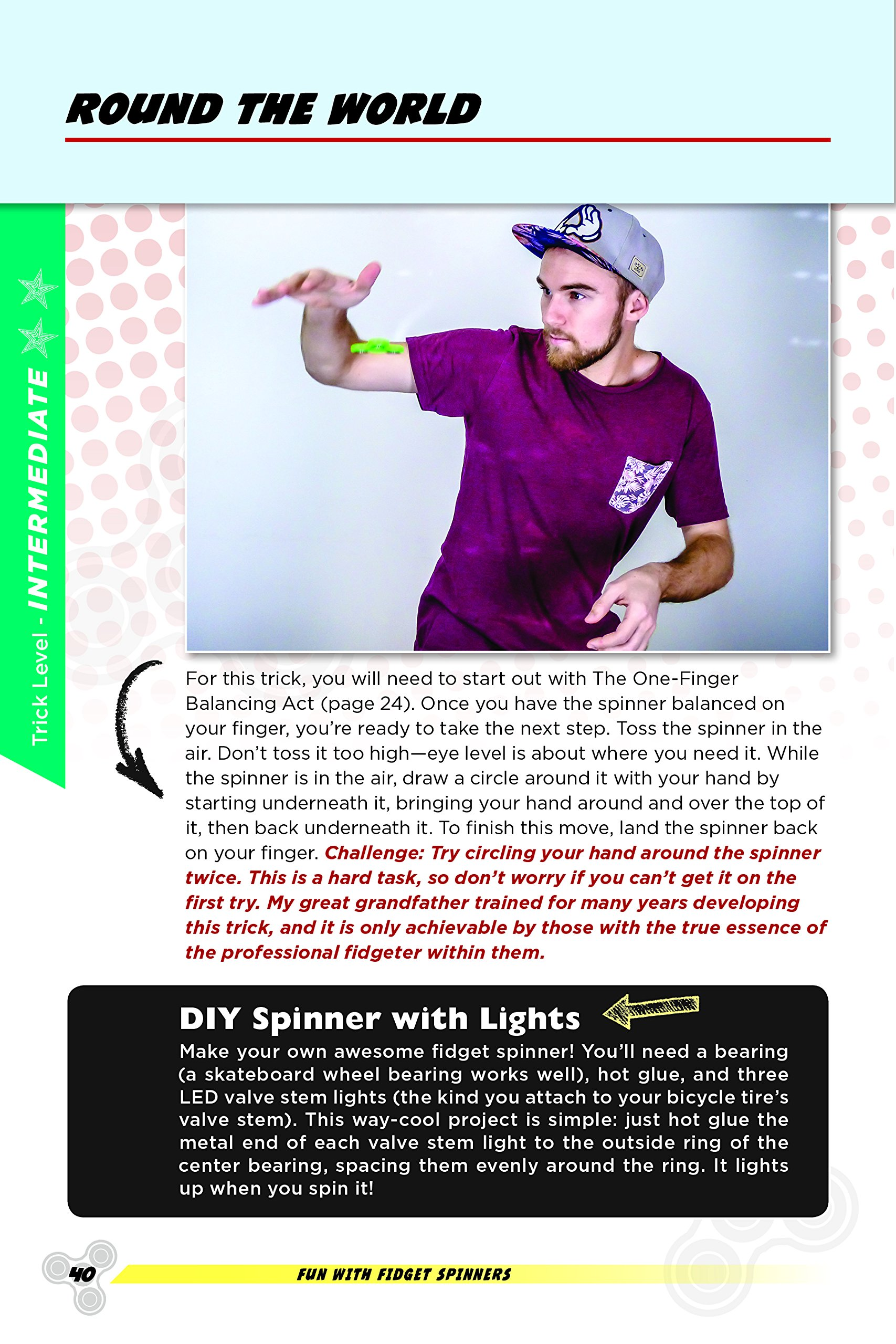Buy Fun With Fidget Spinners Book Online At Low Prices In India  Fun With  Fidget Spinners Reviews & Ratings  Amazon