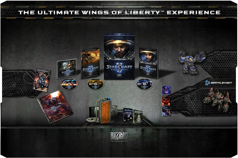 Купить StarCraft® II: коллекция кампаний