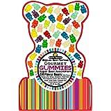 Happy Yummies Worlds Best Tasting Gourmet Gummies Super Bear Assortment 14oz (Color: Basic, Tamaño: 14 oz.)