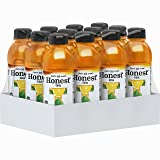 Honest Tea (Organic Half Tea & Half Lemonade, 16.9-Ounce Bottle, Pack of 12)