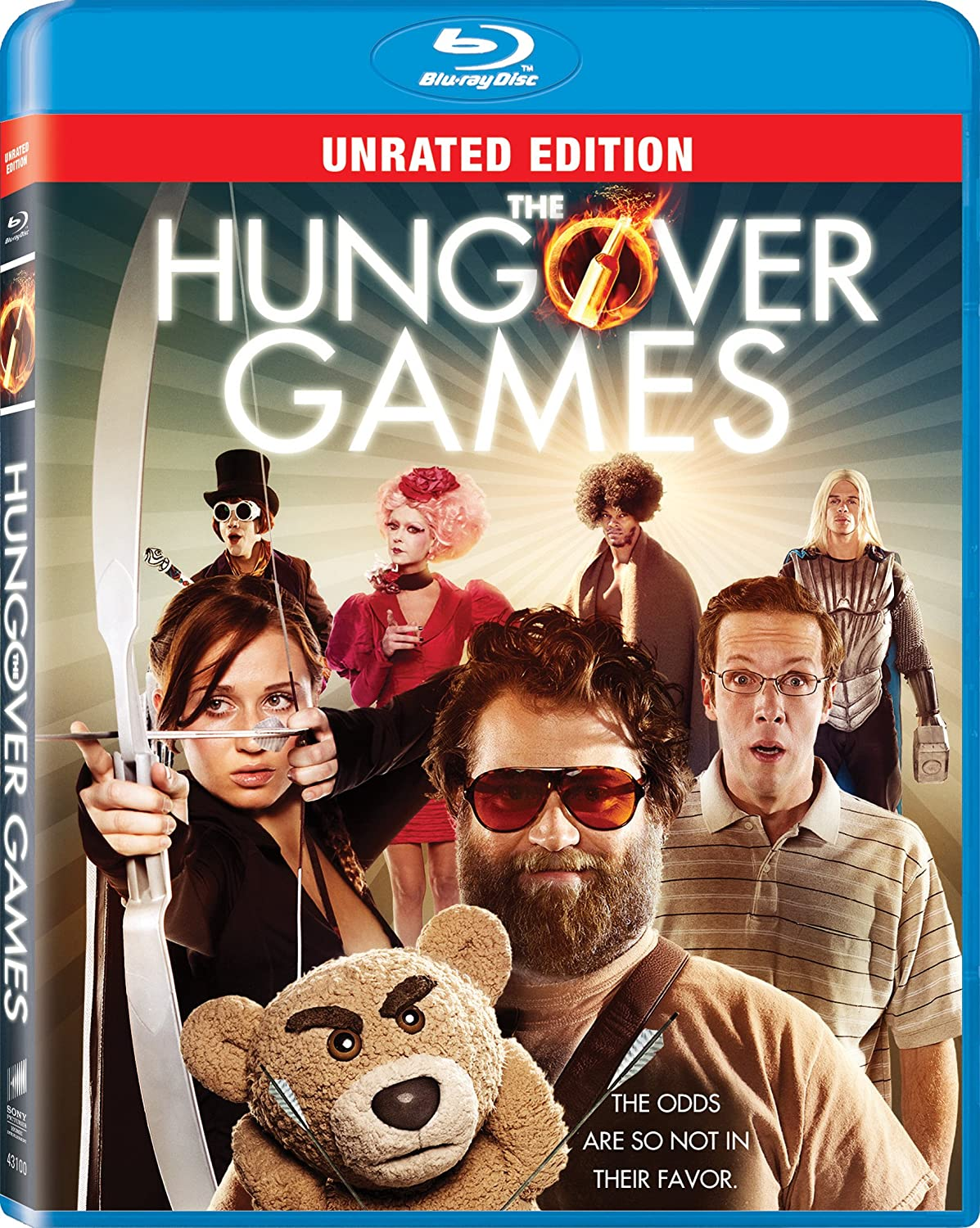 Game Blu Games Unrated Blu-ray