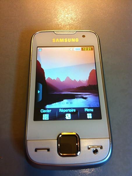 Samsung S5600 WHITE