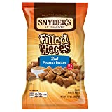 Snyder's of Hanover Filled Pretzels, Peanut Butter, 10 Ounce
