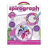 Spirograph My Little Pony Tin (Color: Spirograph Tin & Pad My Little Pony Playset)