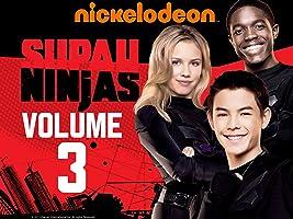 Supah Ninjas! Volume 3