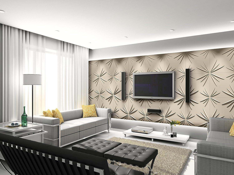 Scopri anche tu la bellezza dei pannelli 3d ideacolor - Pannelli decorativi per pareti interne leroy merlin ...