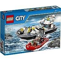 Lego City Police Patrol Boat (60129)