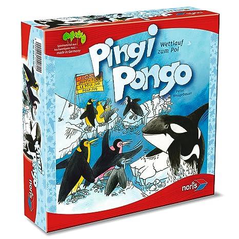 Noris - 606011072 - Jeux pour enfants - Pingi Pongo
