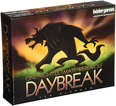Daybreak: One Night ultime loup-garou - Cartes