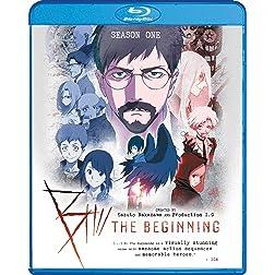 B: The Beginning: Season One COMBO [Blu-ray]
