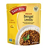 Tasty Bite Indian Entrée, Bengal Lentils, 10 Ounce (Pack of 6)