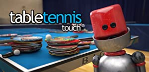 Table Tennis Touch by Yakuto