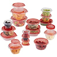 Rubbermaid TakeAlongs 40 Piece Assorted Food Storage Container