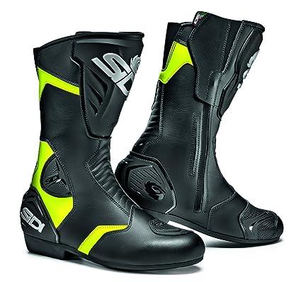 Sidi 00MVBLACKRA nEGI bottes de moto noir