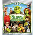 Shrek Forever After Blu-Ray 3D