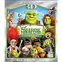 Shrek Forever After Blu-Ray 3D (or 2D Standard Def)