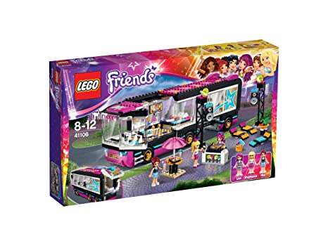 Lego - A1504676 - Tournée En Bus - Friends