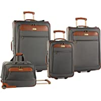 Tommy Bahama 2430P02 Retreat II 4-Piece Luggage Set - Brownstone