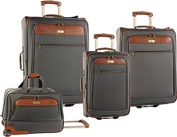 Tommy Bahama 2430P02 4-Pc. Luggage Set
