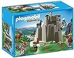PLAYMOBIL Rock with Climbers Mountain Animals Playset
