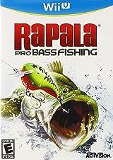 Rapala Pro Fishing 2012   Wii U