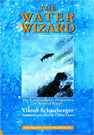 The Water Wizard - The Extraordinary Properties of Natural Water: Volume 1 of Renowned Environmentalist Viktor Schauberger's Eco-Technology Series