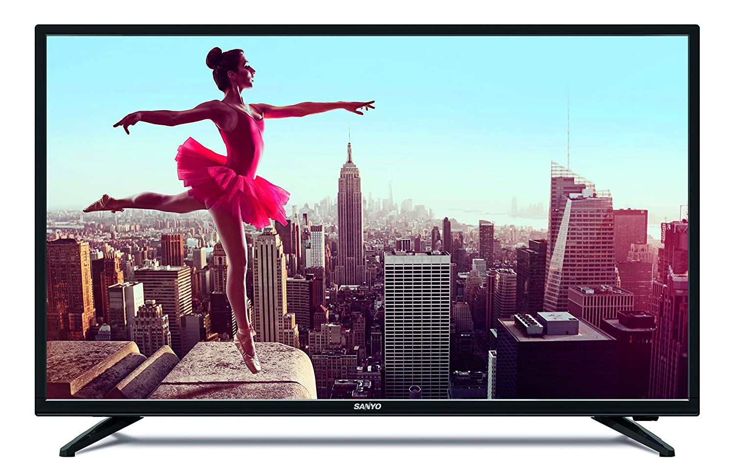 Upto 40% Off On Televisons By Amazon | Sanyo 81 cm (32 inches) XT-32S7000H HD Ready LED TV (Black) @ Rs.12,990