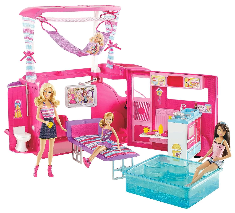 Mattel V6981 - Barbie Camper | ToysFun